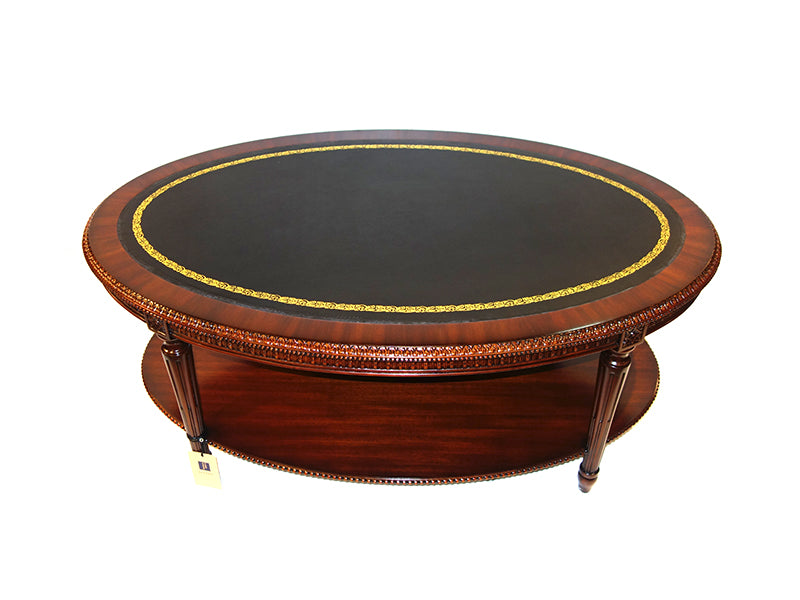 Oval Coffee Table Philippe