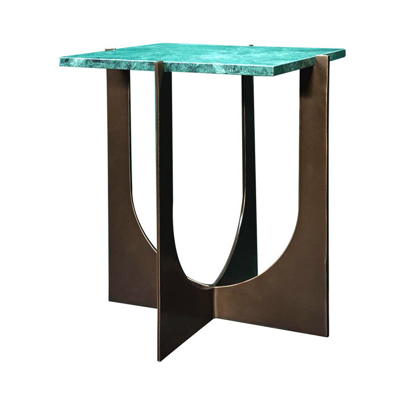 Mystic marble side table