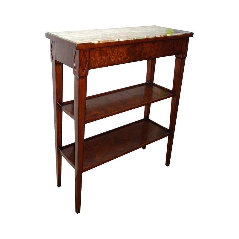 Wall Console Table, 1 Drawer