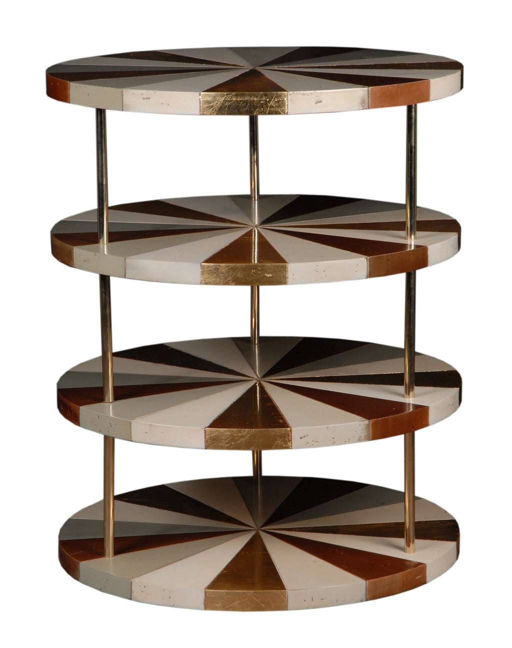lamp table 4 layers storage multi-color