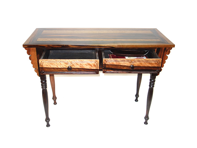 Altar Table, Ebony