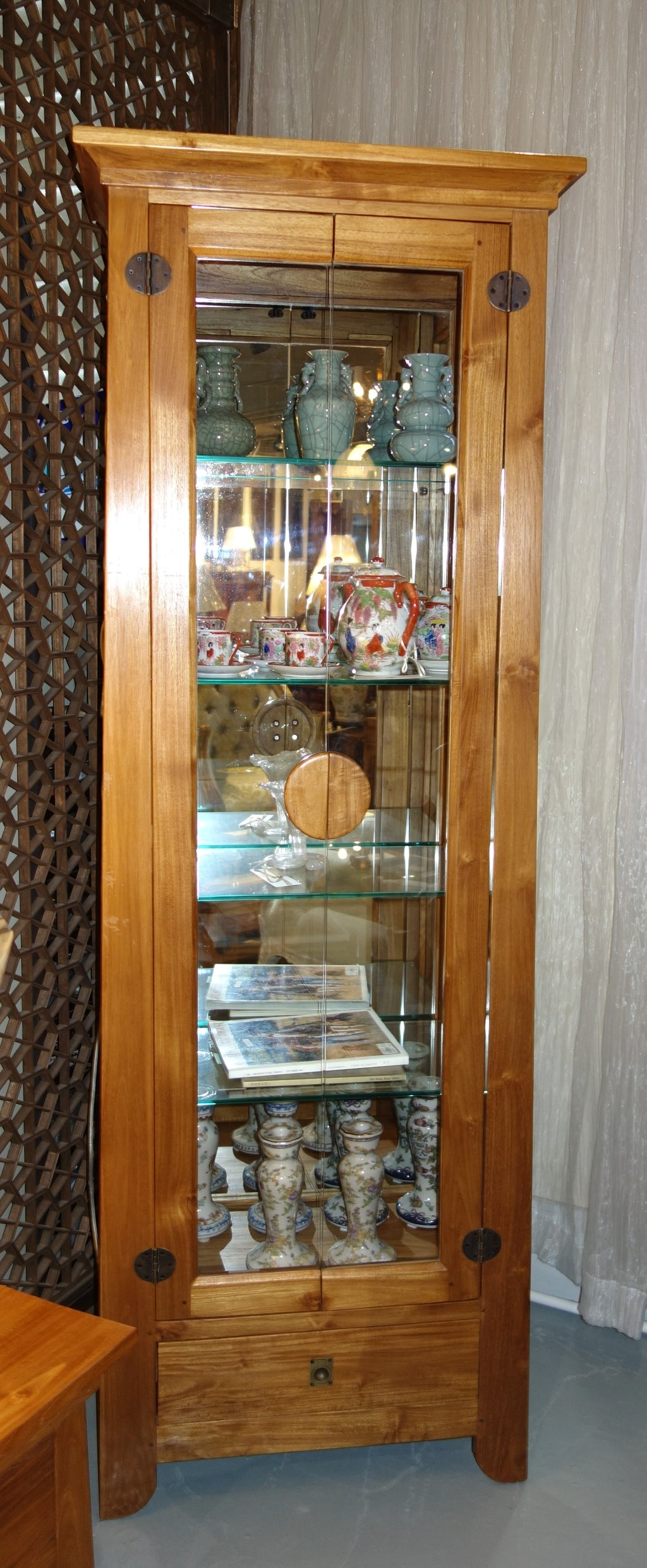 Oriental China Cabinet