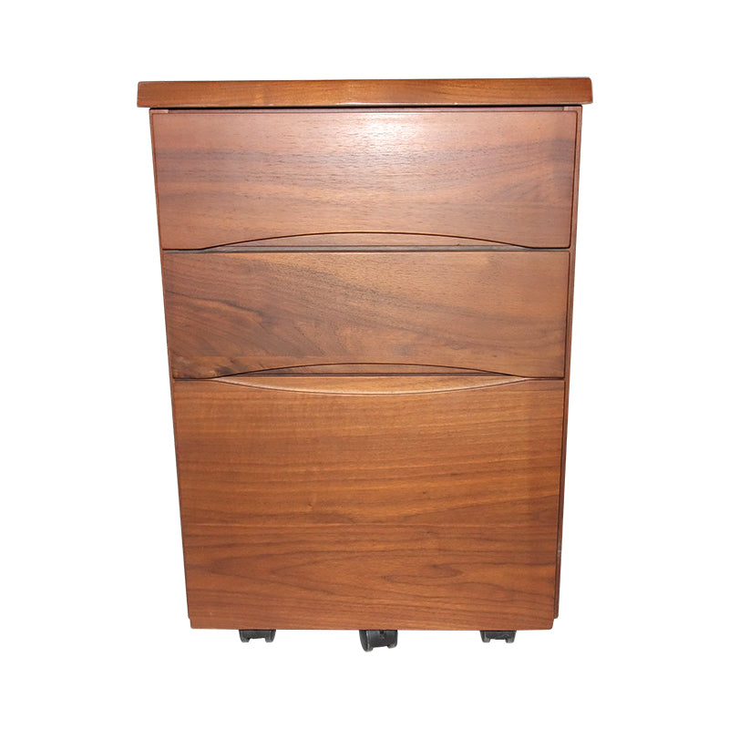 walnut chest of drawers, wood desk drawer