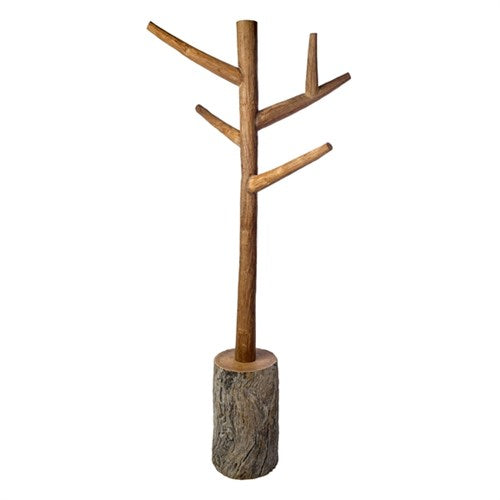 Bark Coat-Rack tree form coat rack