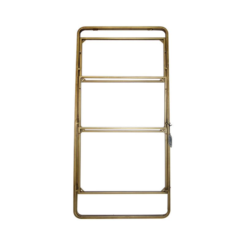 Goddess Rack antique brass