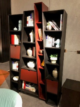 Dimond bookcase