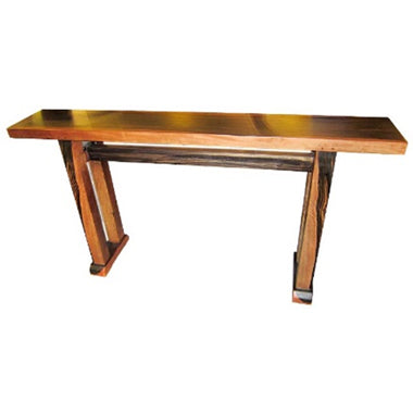 Eva Ebony Console Table