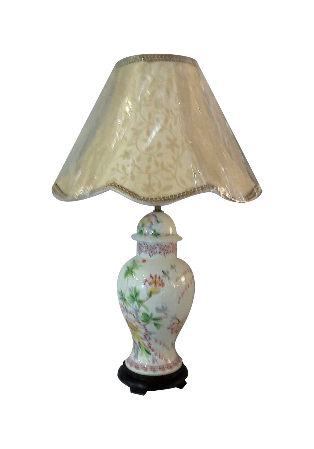 French Vintage and antique Lamp