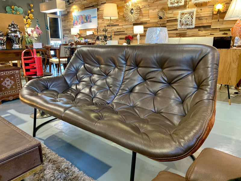 Hobo leather sofa