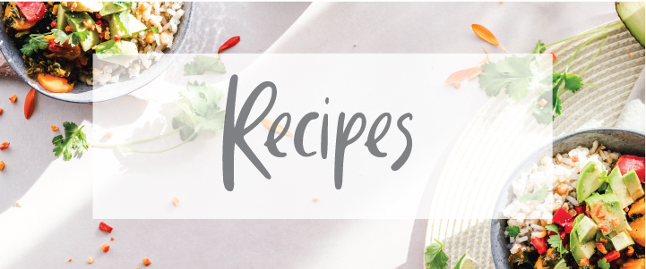 Recipes. Recipes with Kids.