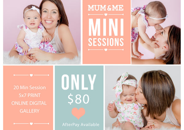 MUM & ME ~ Mother's Day Packages