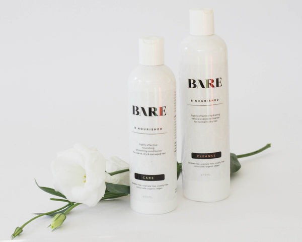 Peppermint shampoo and conditioner, eco haircare, sulphate free shampoo, paraben free shampoo.
