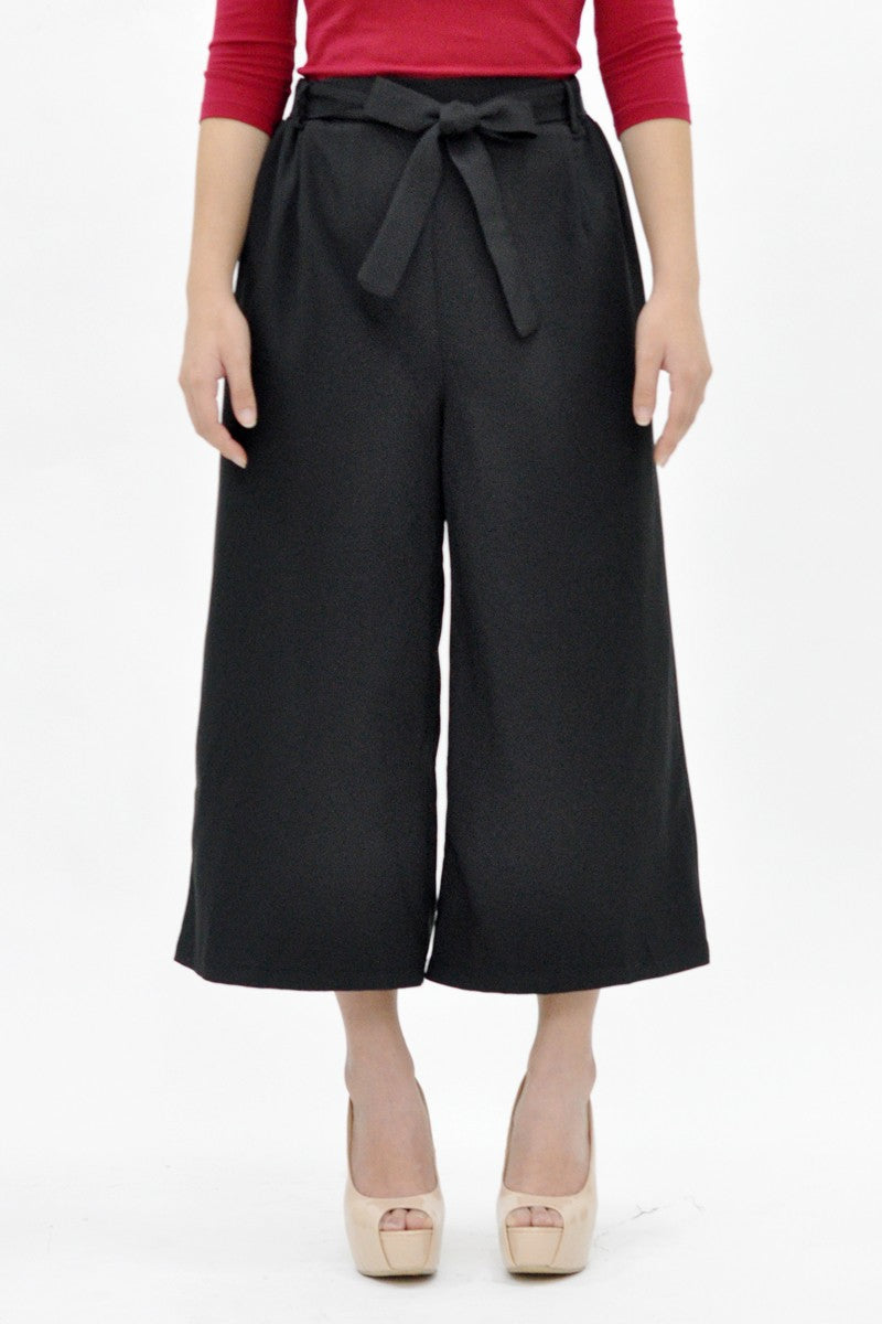 Riley Culottes in Black
