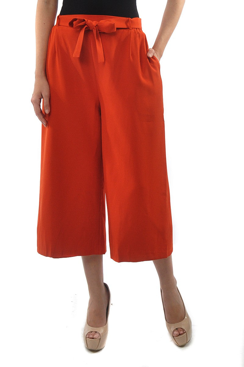 Riley Culottes in Rust