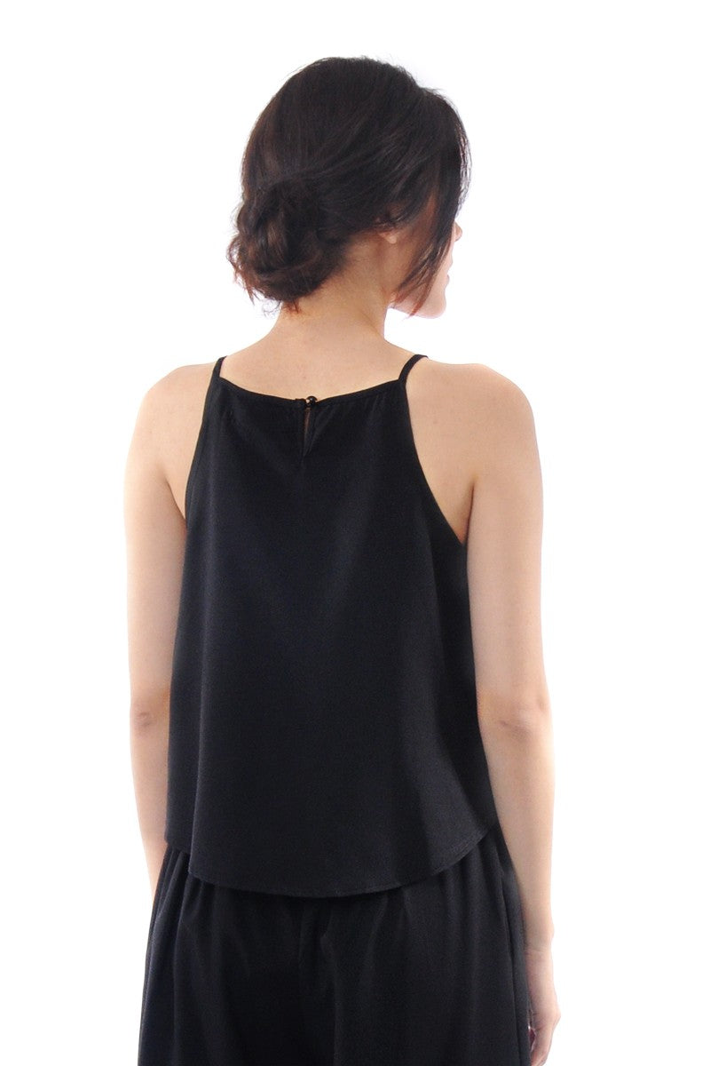 Riley Top in Black