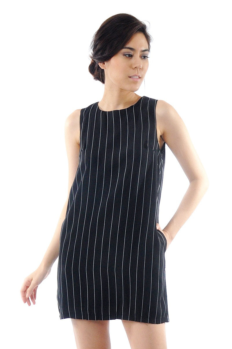 Claren Dress in Black