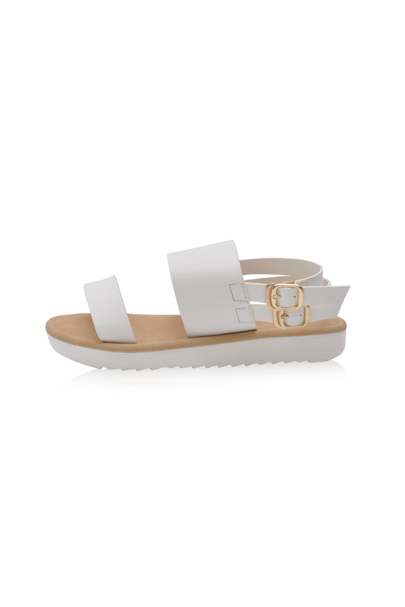 Bianca Sandals in White