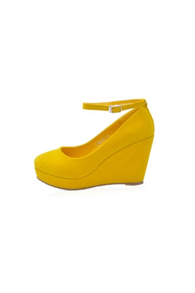 Ralph Wedges in Mustard