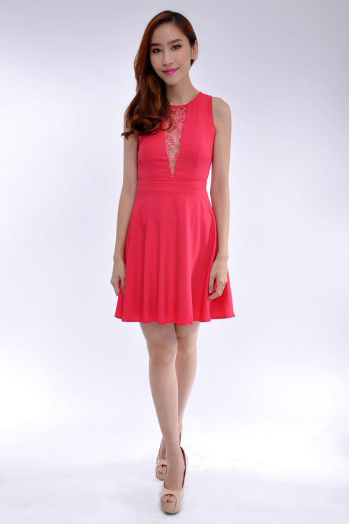 Sophie Dress in Pink