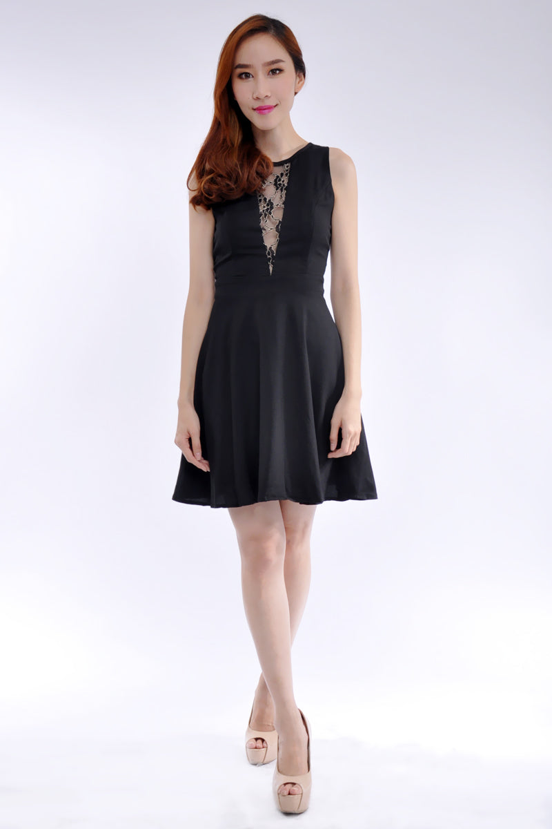 Sophie Dress in Black
