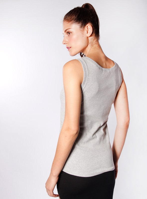 Xavier Top in Grey