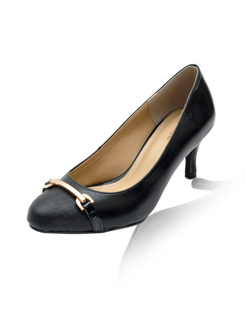Hazel Pumps in Black