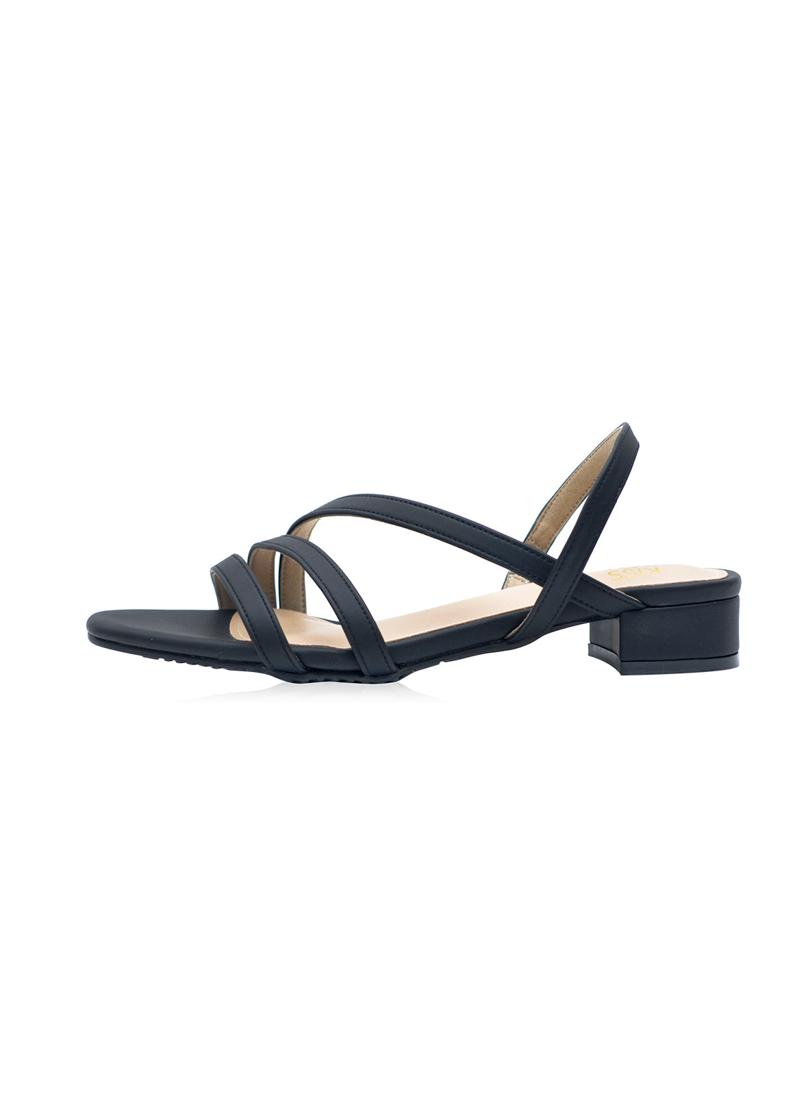 Alicia Sandals in Black