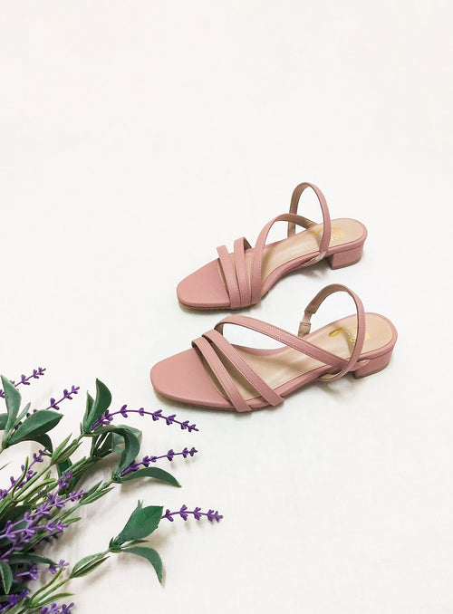 Alicia Sandals in Pink