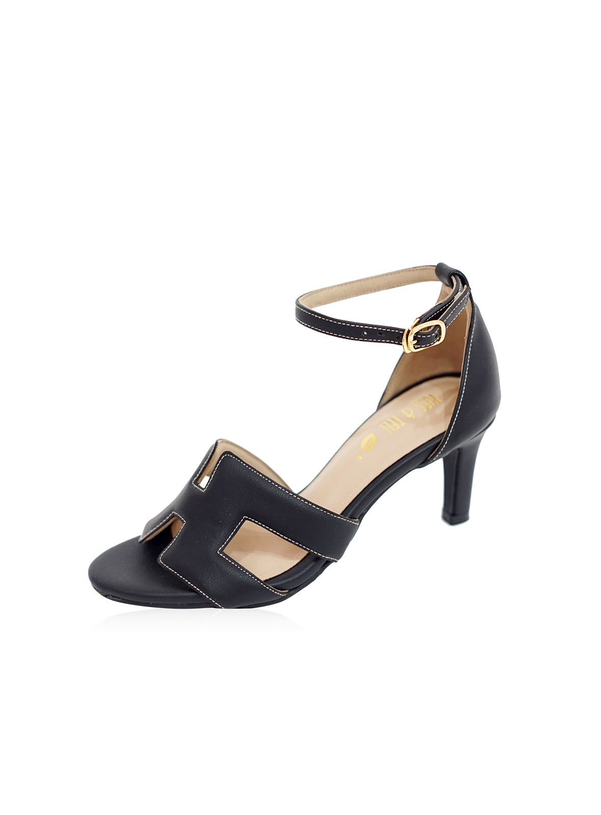 Alyssa Heels in Black