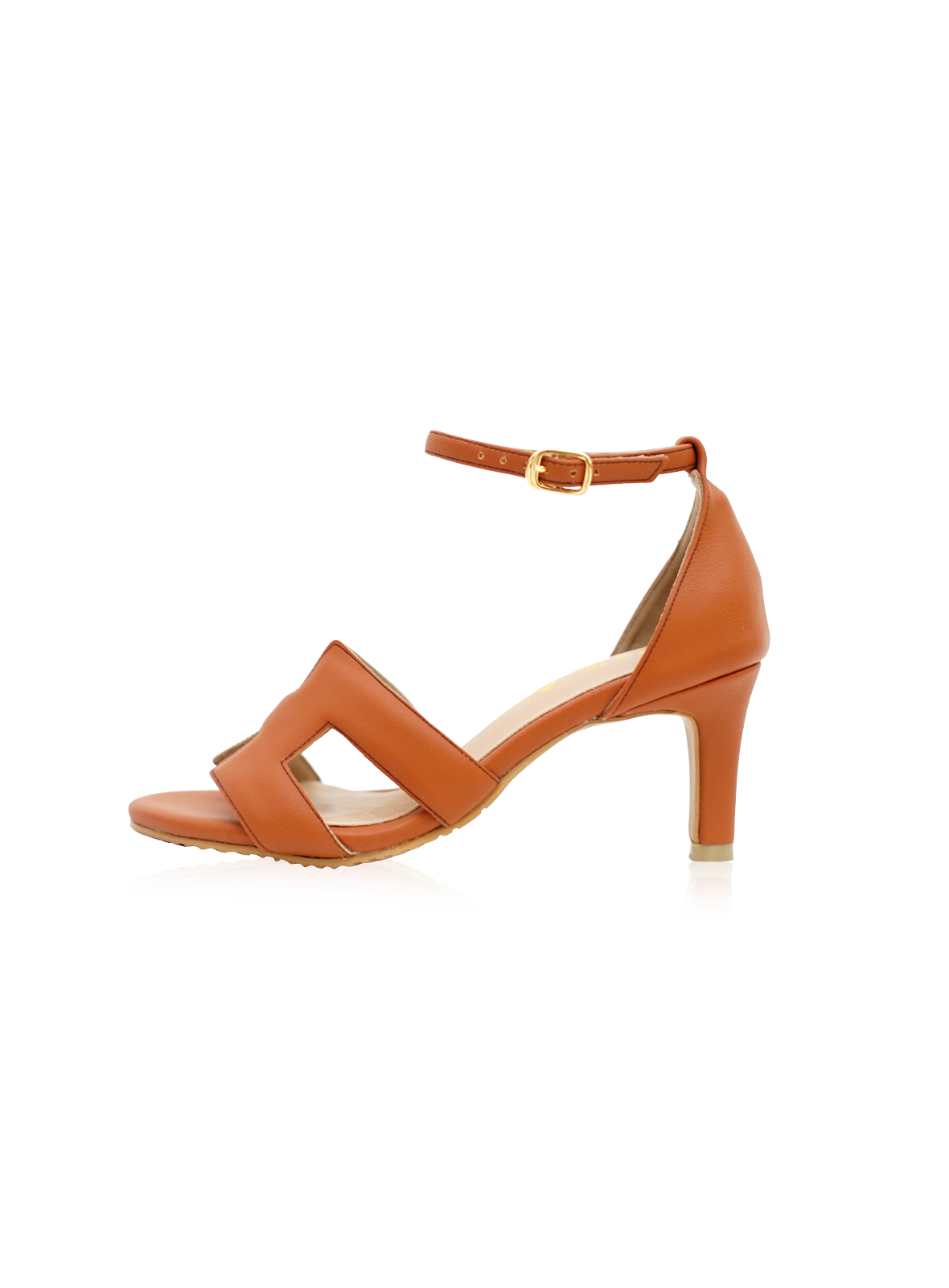 Alyssa Heels in Brown