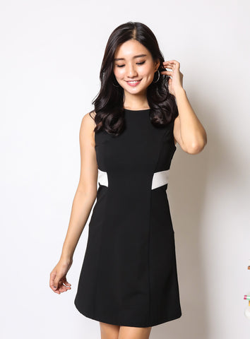 Brigette Dress in Black