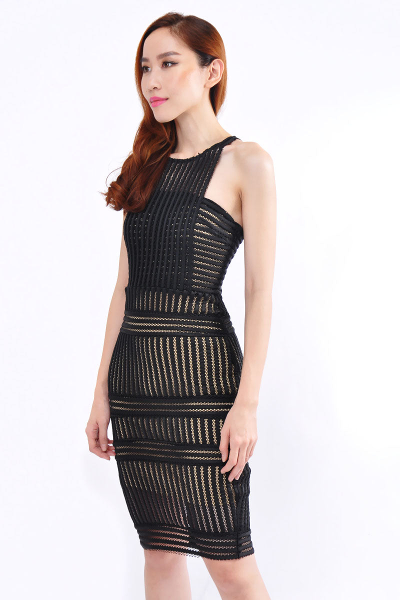 Vienna Dress in Black