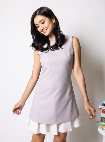 Jocelyn Dress in White