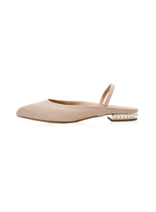 Gemma Flats in Nude