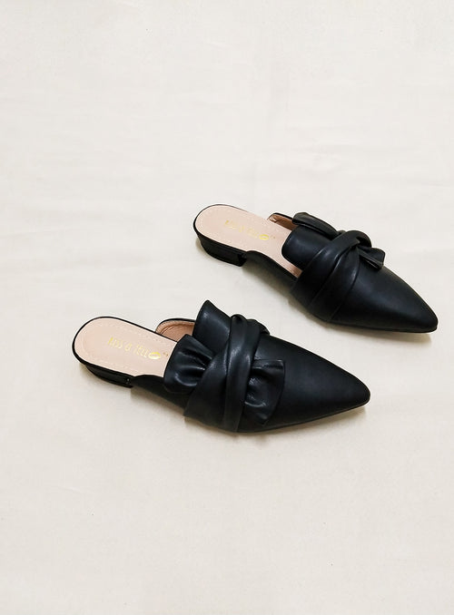 Hamilton Mules 2.0 in Black
