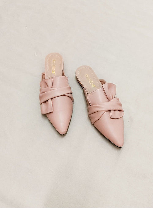 Hamilton Mules 2.0 in Pink