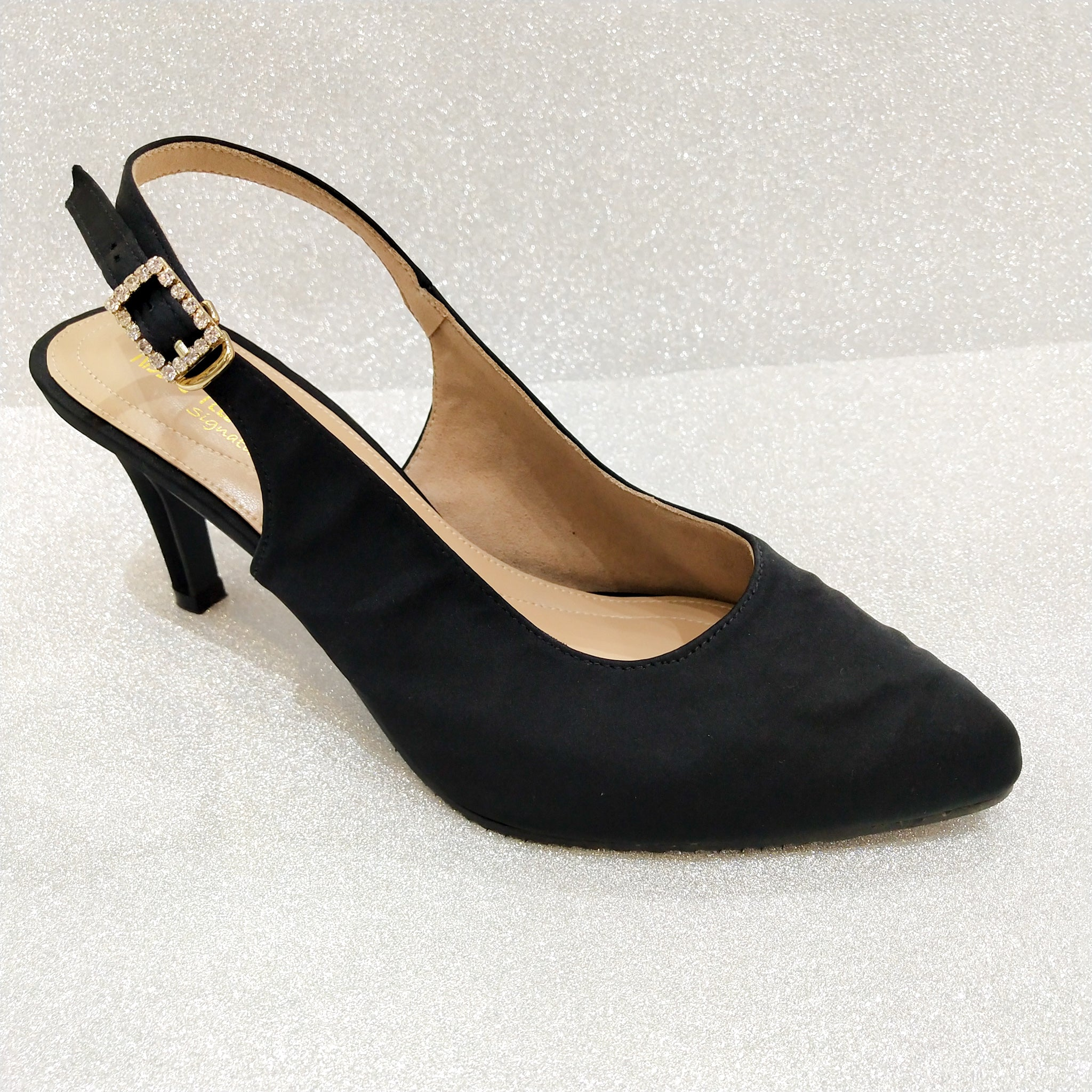 Elena Heels in Black (Reject)