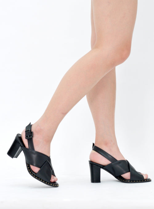 Jenna Heels in Black