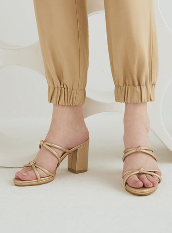 Willow Mules in Off White