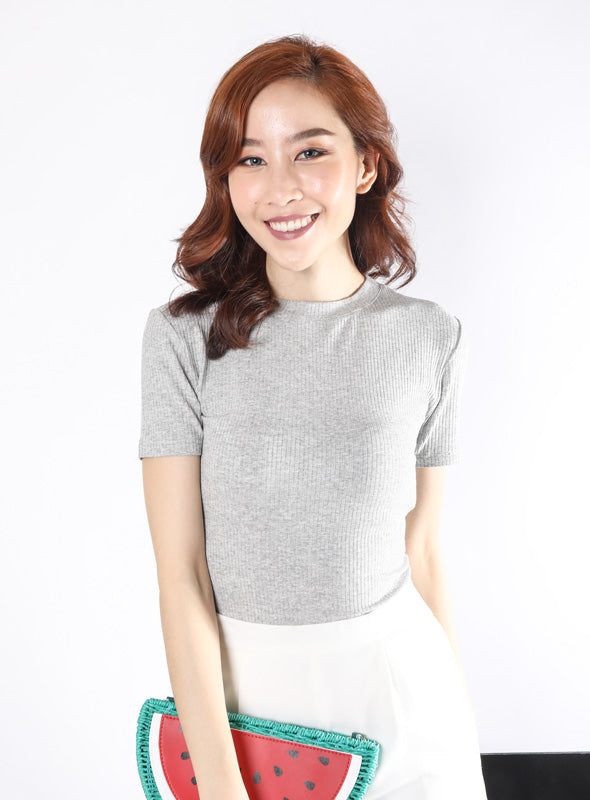 Lilo Top in Grey