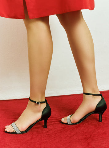 [Backorder] Gemma Flats in Black
