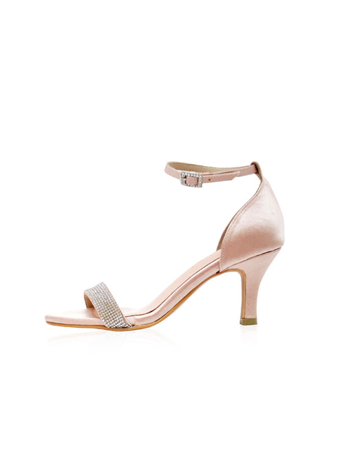 Lucia Heels in Champagne
