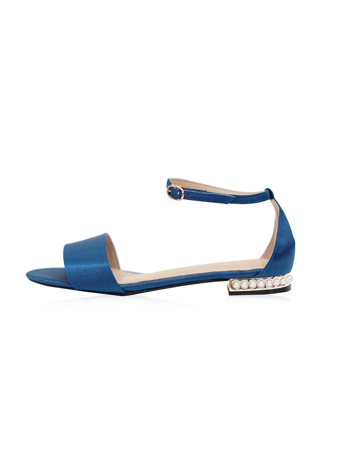 Luna Sandals in Blue