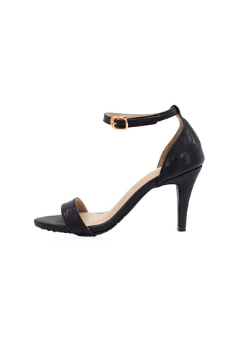 Delilah Heels in Black