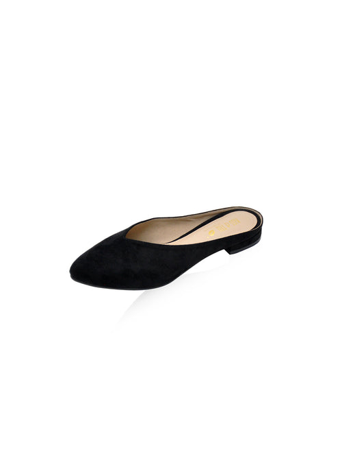Nala Mules in Black
