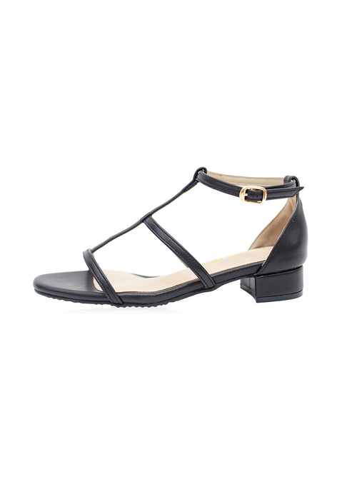 Nora Sandals in Black