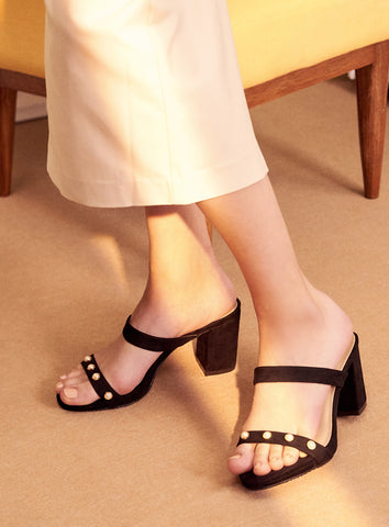 Carven Heels in Black
