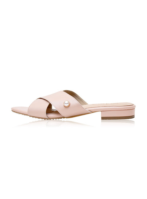 Taya Flats in Blush