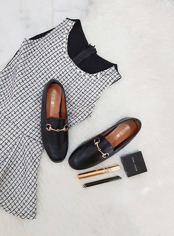 [Backorder] Allison Flats in Brown