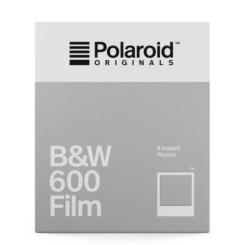 Polaroid 600 B&W - Fotonerds